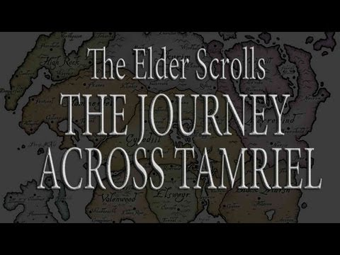 Skyrim - The Complete Journey Across Tamriel