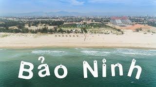 Flycam Bãi Biển Bảo Ninh - Bãi Biển Đẹp Nhất Đồng Hới Quảng Bình