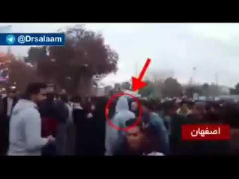 Иран Революция 2018