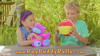 Buddy Balls Official Commercial!