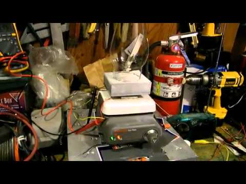 Thermoelectric Power Generation On Wood Stove