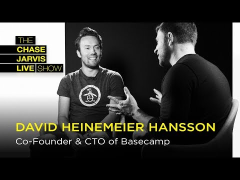 Go Against the Grain with David Heinemeier Hansson