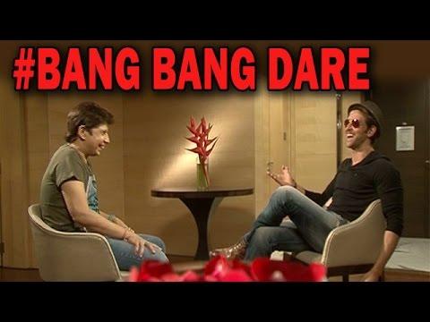 Hrithik Roshan gives Omar Qureshi a #BangBangDare - EXCLUSIVE!