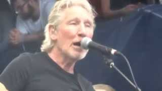 Watch Roger Waters Mother live video