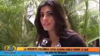 polémicas declaraciones de miss Colombia 2013 sobre miss universo 14 ...