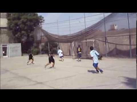 Campeonato de la FIARN - Faperos(13A) vs 8BB(08b)