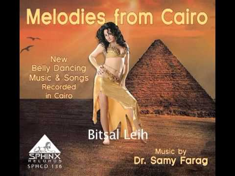Egyptian Belly Dancing Music melodies From Cairo By Dr Samy Farag video