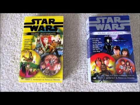 My Star Wars Books