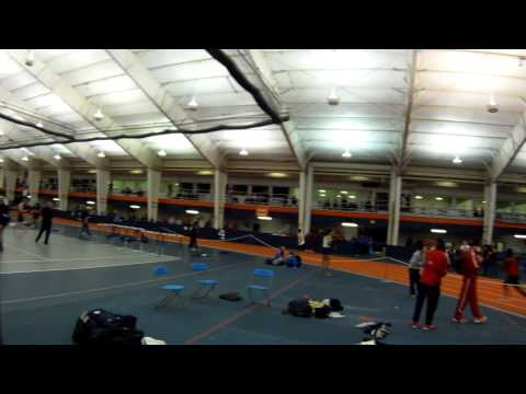 Mount Track Recap - Bucknell Gulden Invitational 2012