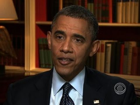 President Obama defends decisions on surveillance and Syria