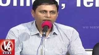 EC CEO Rajath Kumar Speaks To Media On 1st Day Nominations | TS Assembly Polls