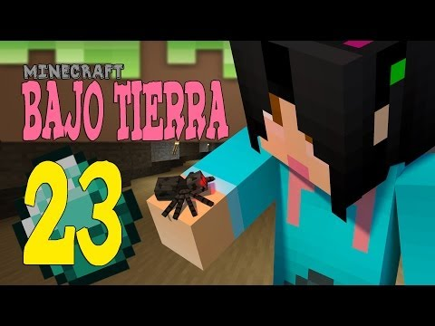 Minecraft PC- Bajo Tierra-
