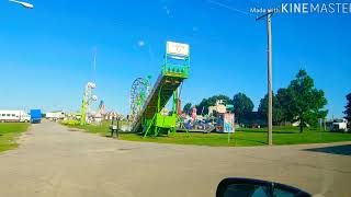 The fair is in Stillwater is today 8-29-19