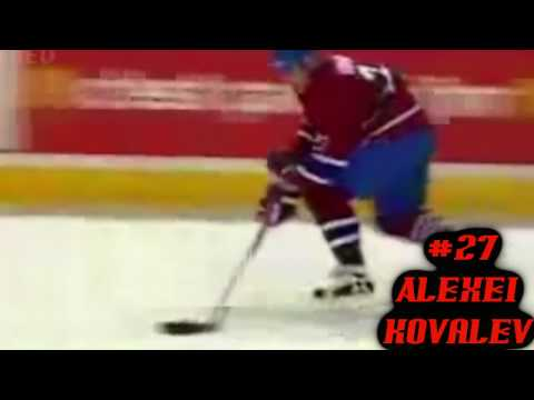 Alexei Kovalev HD Video