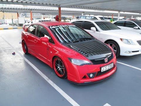Mugen RR Honda Civic