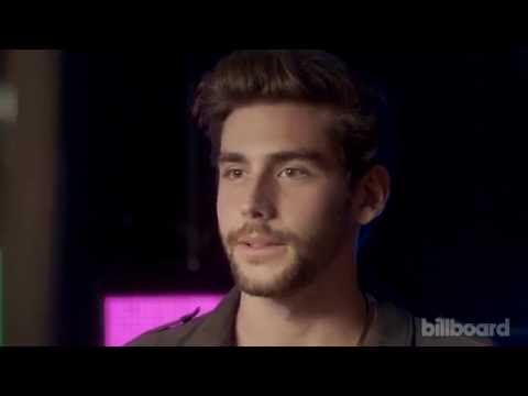 Alvaro Soler at iHeartRadio Music Fest 2015: Performing With Jennifer Lopez 'Was Amazing'