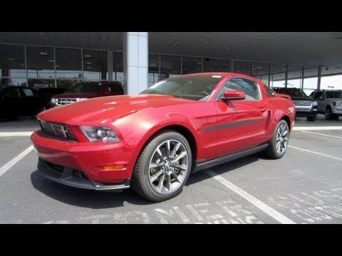 2011 Ford Mustang 5.0 6-spd California Special Start Up, Exhaust, and In Depth Tour