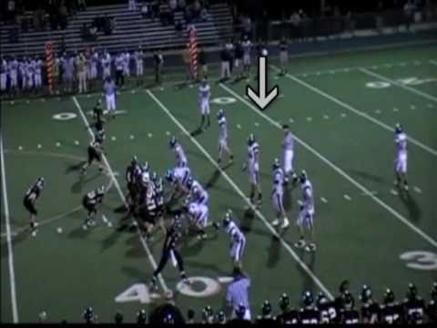 Michael Golubski 2010-2011 Junior Year Highlights (Bishop Ward High School KCK)