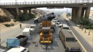 GTA 5 Vehicle Secrets: HVY DUMP and HVY DOZER Location: Xbox 360 and PS3