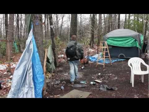 State troopers empty longtime Dale City homeless camp