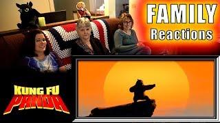 Kungfu Panda   FAMILY Reactions   Fair Use