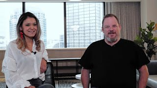 Low Carb Denver 2020 Interviews - Richard Morris and Paula Rincón