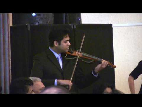 Humko Humise Churalo (mohabbatein) - Violin Instrumental - Live video