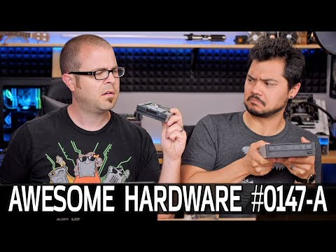 Awesome Hardware #0147-A: Asus AREZ Graphics Cards, 8 Core Coffee Lake and MOAR!