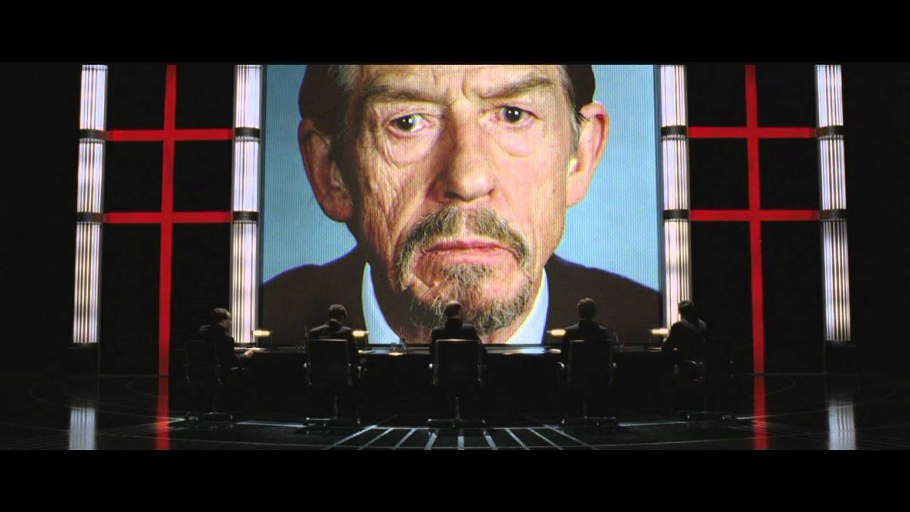 V for Vendetta O' Death - YouTube