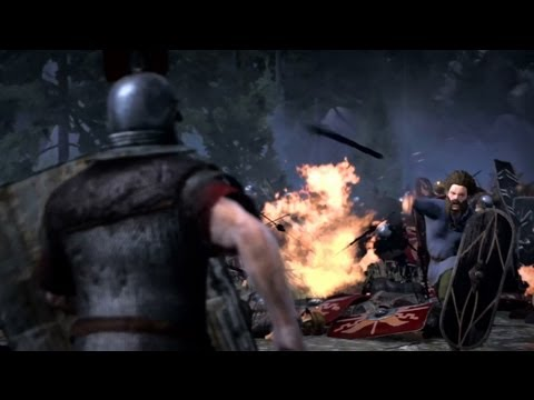 Total War?: ROME II - The Battle of Teutoburg Forest