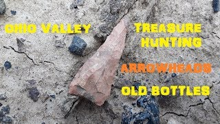 Ohio Valley Treasure Hunting Arrowheads Bottles Archaeology History Channel