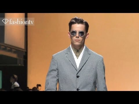 Z Zegna Men Spring 2013 ft Jeremy Young | FULL SHOW | Milan Men