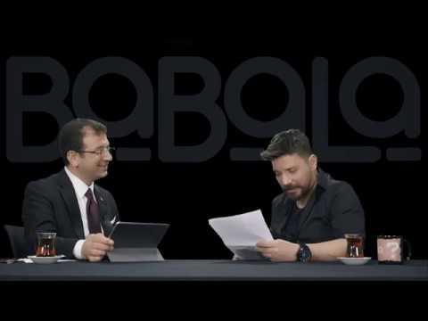 MEVZULAR (Yerel S.Ö.) - İstanbul Büyükşehir Belediye Başkan Adayı EKREM İMAMOĞLU
