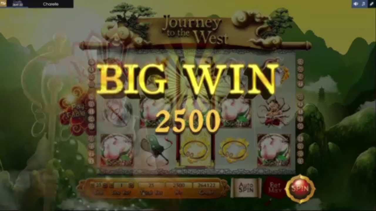 Journey to The West Game Journey to The West Slot
