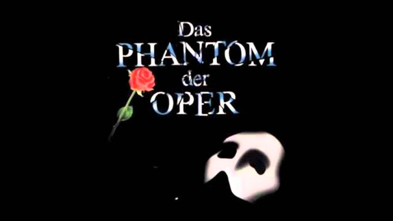 Phantom of the Opera (German Musical/Hamburg 1990