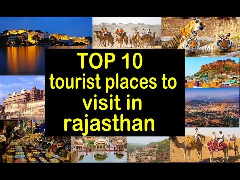 Top 10 Tourist Places to Visit in Rajasthan || Top10 hindi Production