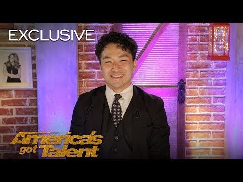 Mochi Is Ecstatic After Receiving 4 Yeses - America's Got Talent 2018