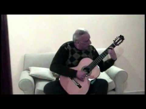 Isaac Albéniz - Asturias - Cesar Amaro Guitar