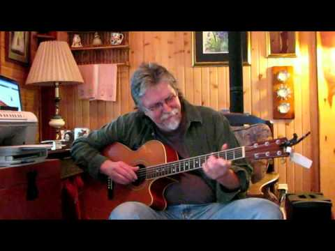 How To Play All Of Me Jazz Chord Melody Style With Chord Chart By Larry PInkerton