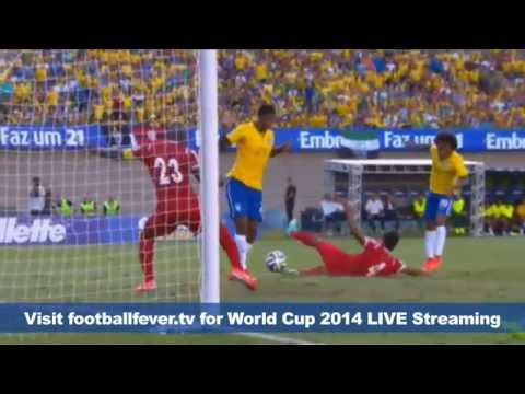 Pre World Cup 2014 Friendly - Brazil vs Panama