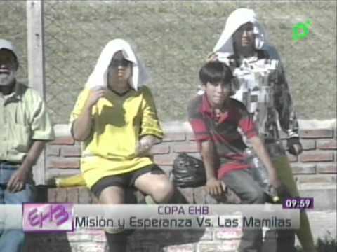 SEGUNDA FECHA COPA EHB 2011@ EHB BOLIVIA