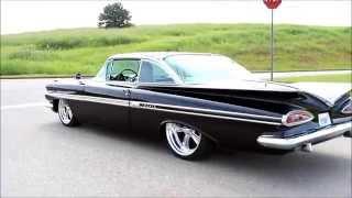 1959 Chevy Impala 348 Three Deuces