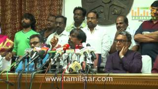 All Cine Tamil Nadu Association Press Conference