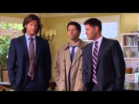 Supernatural Season 8 - Full Gag Reel HQ