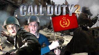 luckeY és a Call of Duty 2 (SZOVJET)