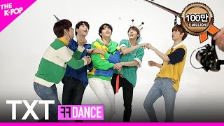 TXT, ㅋㅋ DANCE(KK DANCE)- Chapter 1 [THE SHOW 190319]