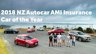 2018 NZ Autocar AMI Insurance Car of the Year | Class Winners
