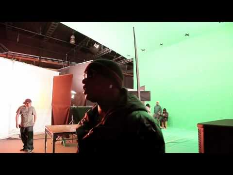 Lil Wayne - Drop The World Ft Eminem (behind The Scenes) video