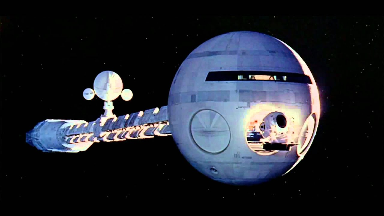 2001 a space odyssey ship pics about space for Passengers spaceship