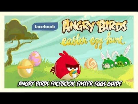 Angry Birds Seasons - Easter Eggs Golden Egg Walkthrough ...